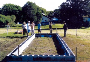 BCG_03072011_Photo of bed construction2